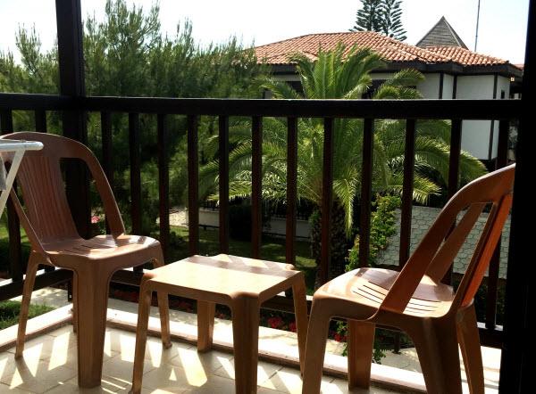 Xperience Club Nena - balkon