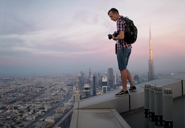 Fotograferen op vakantie - Spiegelreflexcamera