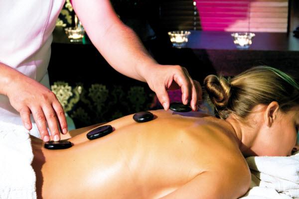 Xperience Club Nena - hotstone massage