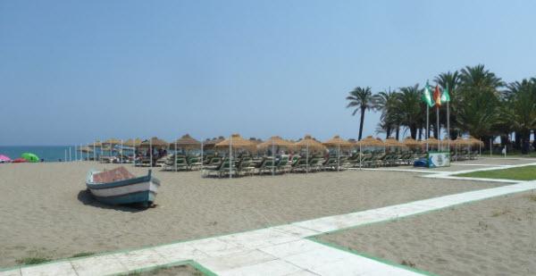 Is het fantastisch aan de Costa del Sol? - Strand
