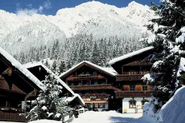 alpbach-pittoreske wintersportdorpen