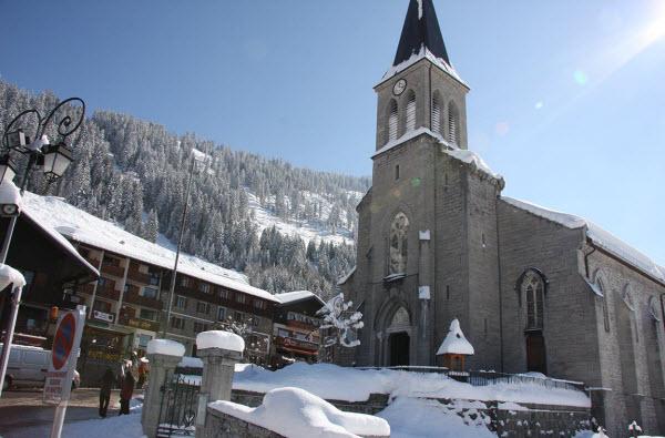 chatel-pittoreske wintersportdorpen
