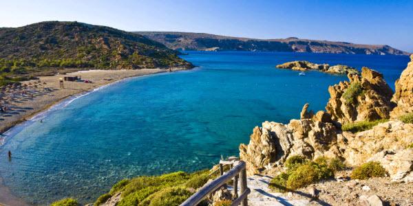 Vai Beach – Kreta – Griekenland
