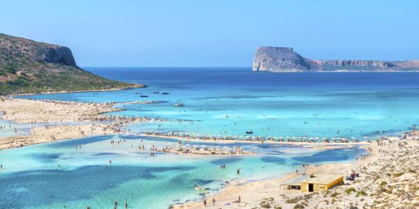 Balos Beach – Kreta – Griekenland