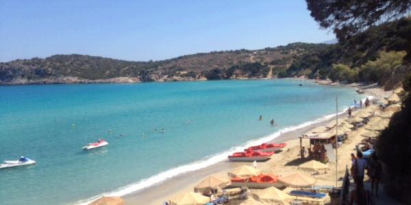 Istro Beach – Kreta – Griekenland