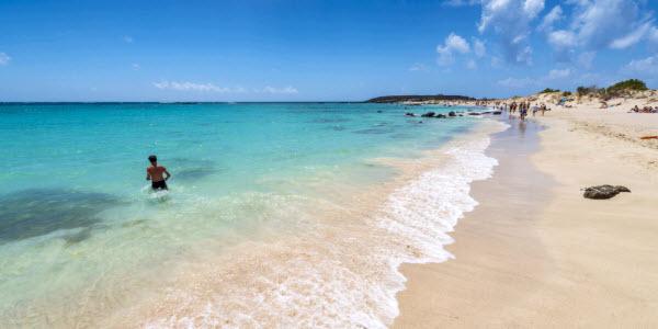 Elafonissi Beach – Kreta – Griekenland