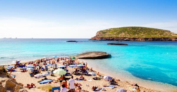 Ibiza - Cala Comte