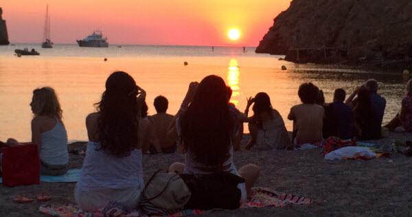 Ibiza - Cala de Benirras
