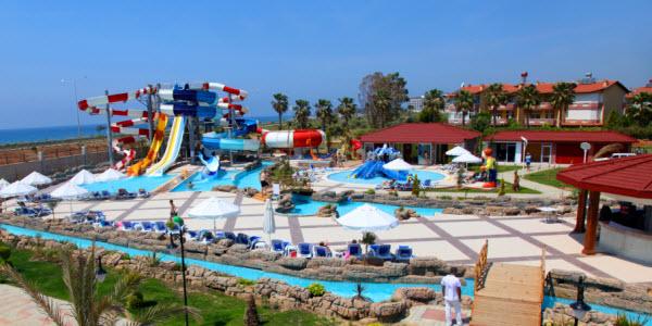 Kahya Resort Aqua - Turkse Riviera - Alanya