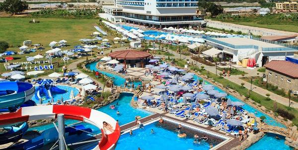 Hotel Kahya Resort Aqua - Turkse Rivièra