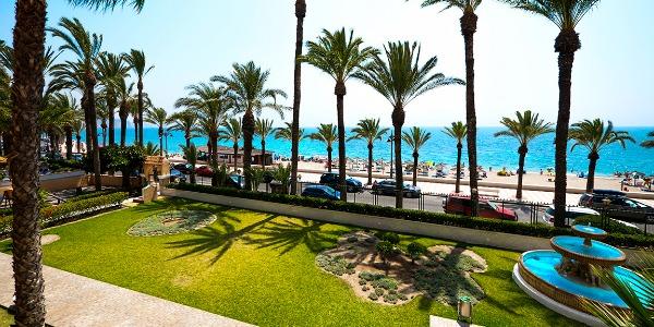 Hotel Playadulce - Costa de Almería
