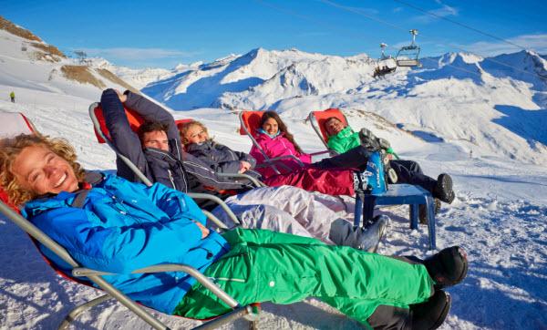 lente skiën