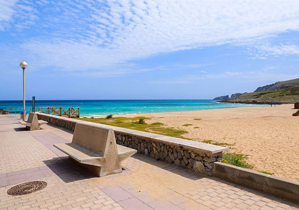 Cala Mesquida à Majorque