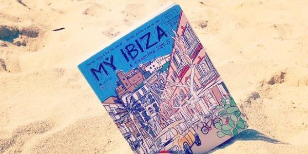 Reisgids Travelguide My Ibiza Formentera Hjordis Fogelberg