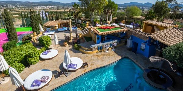 Hotel Pikes Ibiza Rocks