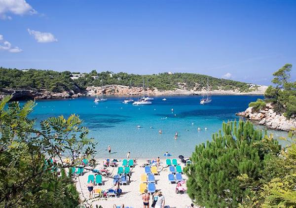 vacances à Ibiza portinatx