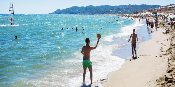 Beach Llorret de Mar