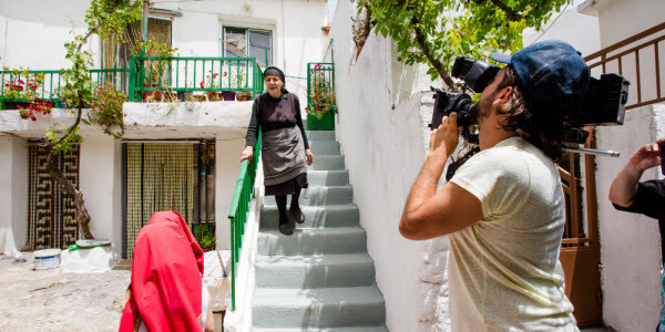 Griekenland - Kreta - Achter de schermen
