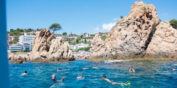 Fit tijdens de vakantie - zwemmen