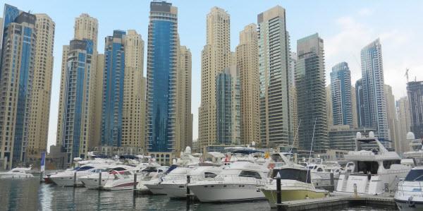 Tessa Dubai marina