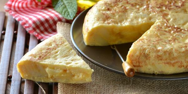Tortilla de patatats