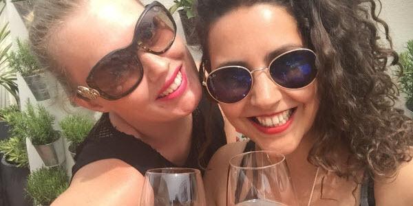 Debby Saint-Tropez France Wine
