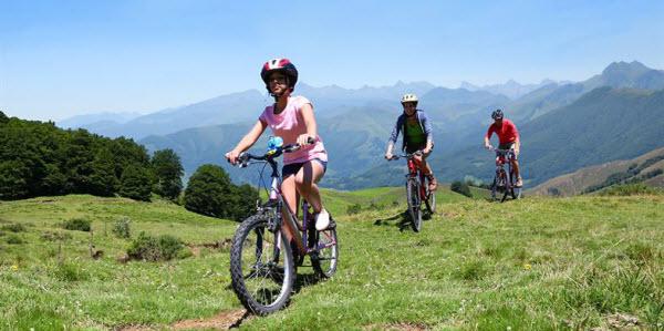 FamFun Mountainbike Saalbach Family Mannen