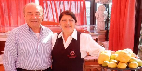 Francesca Pino Owners Casa Turchetti