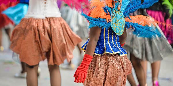 Carnaval aangepast