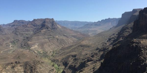 Gran Canaria binnenland