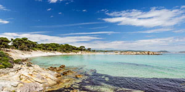 Griekenland - Chalkidiki - Vourvourou - Karidi Beach