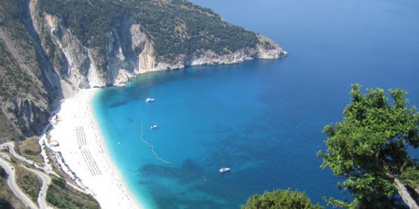 Griekenland - Kefalonia - Myrthos Beach