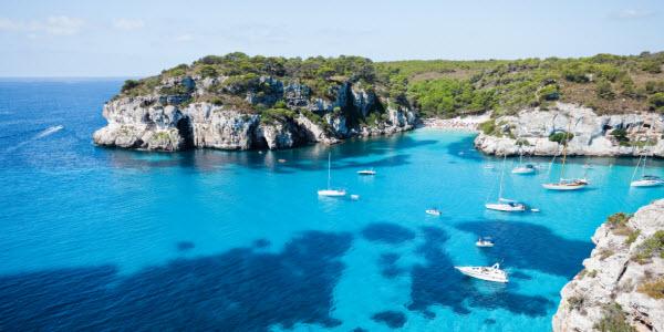Spanje - Menorca - Macarella