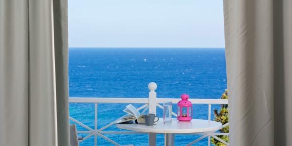 Griekenland - Kreta - Hotel Peninsula - zeezicht