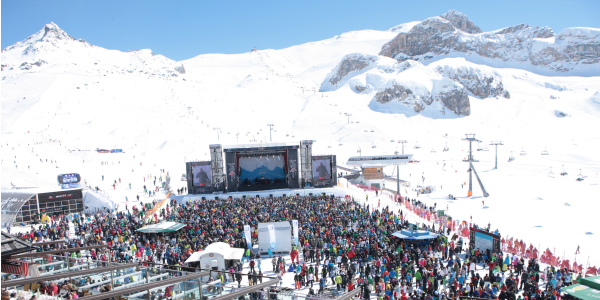 Top of the Mountain, Ischgl