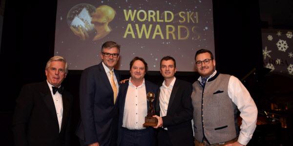 Sunweb wintersport - World Ski Awards - Winnaar 2016