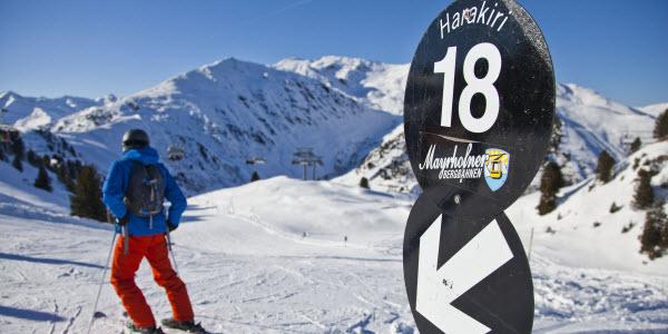 Sunweb wintersport - Mayrhofen - Harakiri