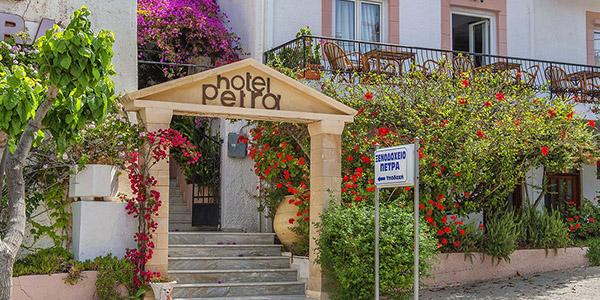 Kreta hotel Petra