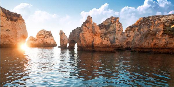 Reiseziel Algarve im Frühling