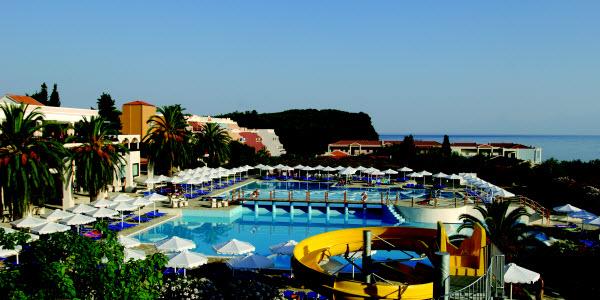Sunweb - Griekenland - Corfu - Roda Beach