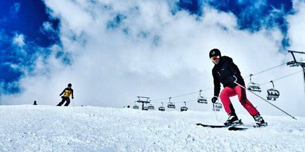 Tim Douwsma - ski
