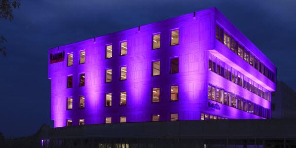 Roze Sundio - Rotterdam
