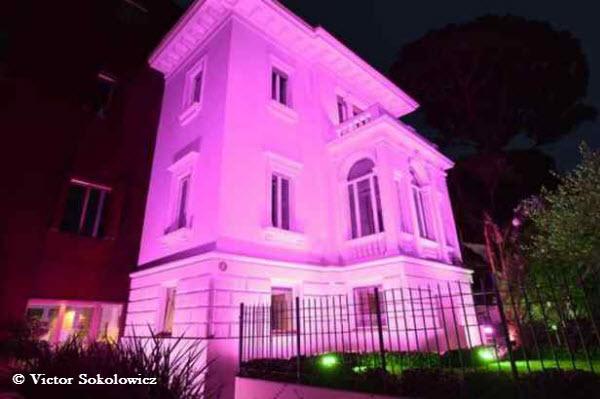 Roze ambassade - Team Sunweb