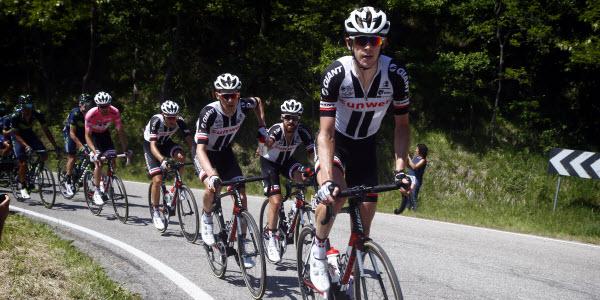Sunweb - Giro d'Italia - Team Sunweb