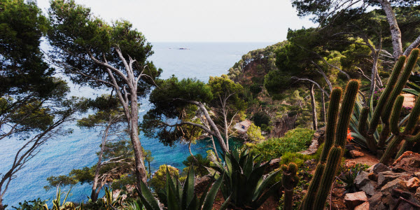 Costa Brava - Palafrugell - Cap Roig