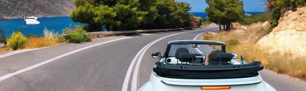 Met de auto door Griekenland - roadtrip