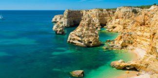 Praia da Marinha - waarom naar portugal - header