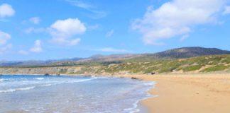 Sunweb - Cyprus - Lara strand