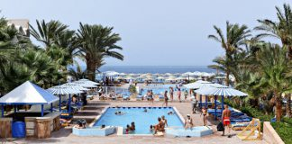 Sunweb - Egypte - The Three Cornerss