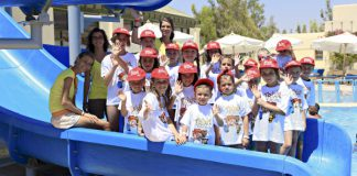 Sunweb - Egypte - The Three Corners - Trixie Kids Club